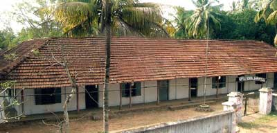 Government school, Bharanikkavu