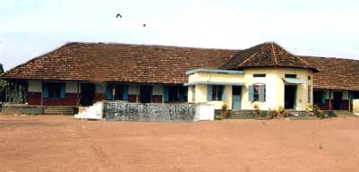Pop Pius School, Kattanam